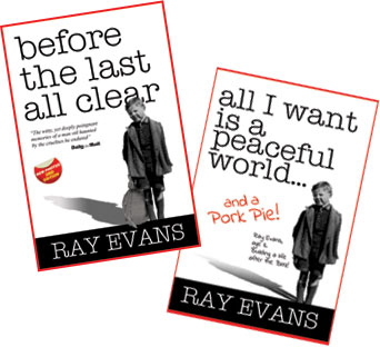 Ray Evans Books